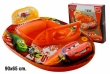 Disney Cars Kinder Schlauchboot inkl. Cars Schwimmring